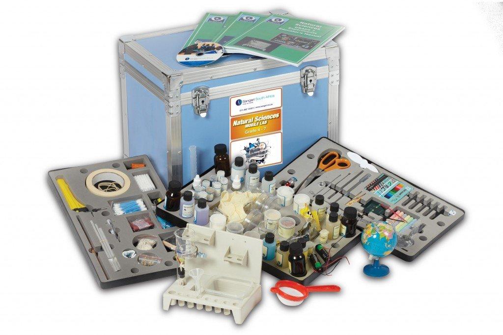 Sangari Natural-Science Kit