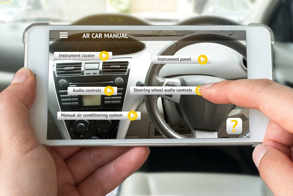 How Augmented Reality is Coming to Fruition in the Automotive Industry 5