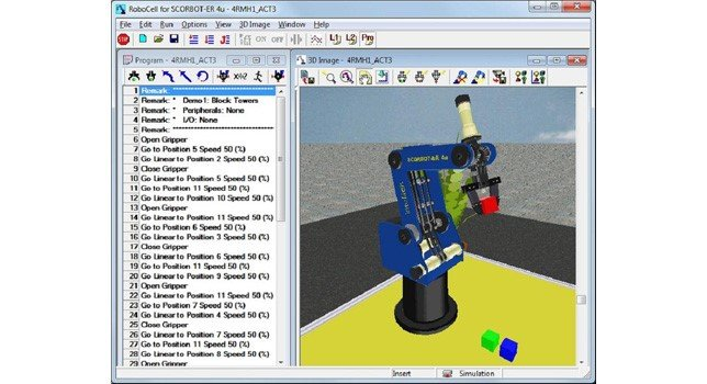 SANGARI ANNOUNCES ROBOCELL ROBOTIC SIMULATION SOFTWARE 1