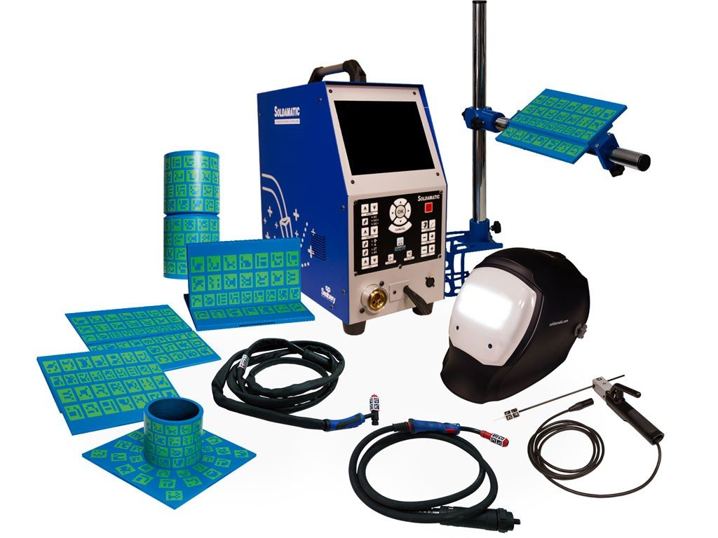 Benefits of the Soldamatic Augmented Reality Welding Training Solution 13